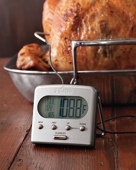 All Clad Oven Probe Thermometer Williams Sonoma