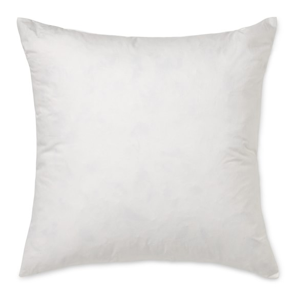 Decorative Pillow Forms : Decorative Pillow Inserts Williams Sonoma