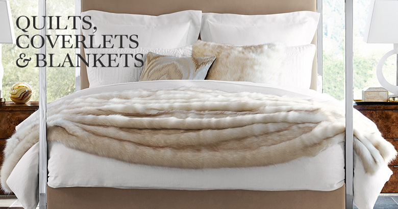Coverlets & Blankets