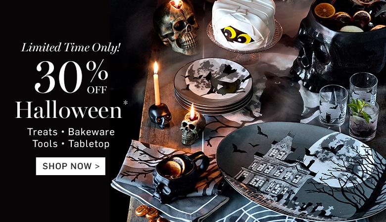 30% Off Halloween
