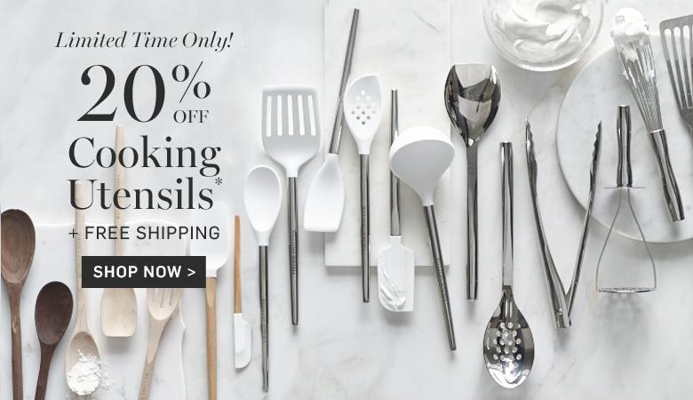 20% Off Cooking Utensils