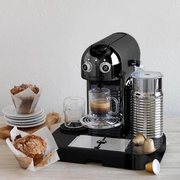 Nespresso Gran Maestria Espresso Maker, Black