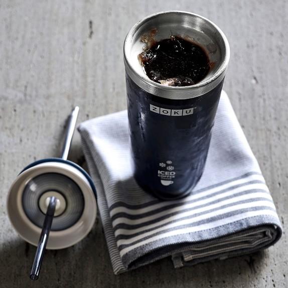 Zoku Iced Coffee Maker Recipes : Zoku Iced Coffee Maker Williams Sonoma