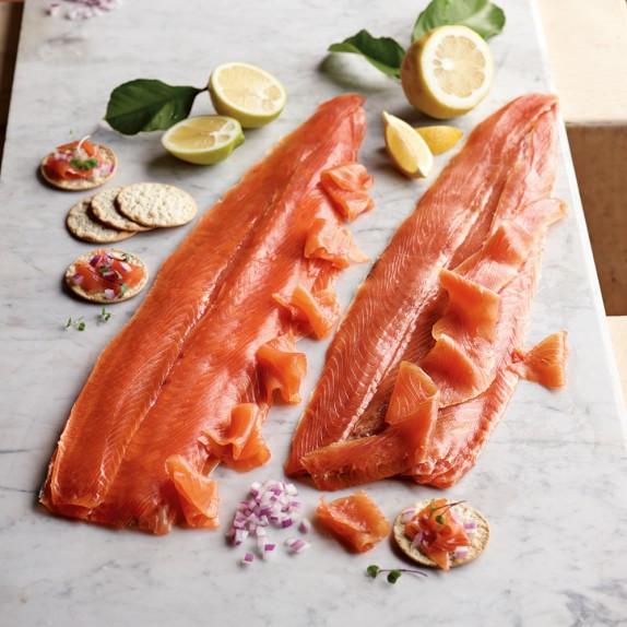 London Cure Scottish Smoked Wild Salmon