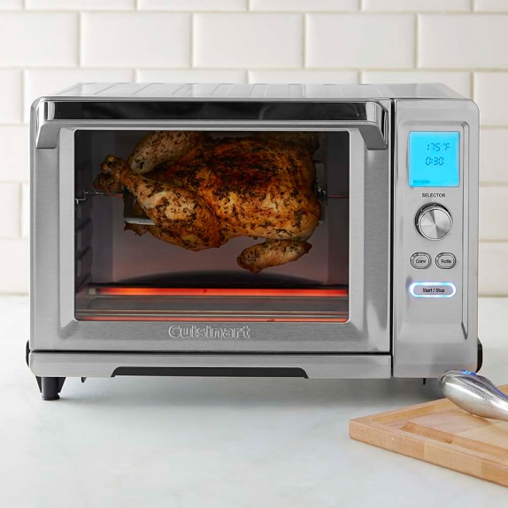 Countertop Convection Oven Ratings : ... Toasters Countertop Ovens Cuisinart Rotisserie Convection Toaster Oven