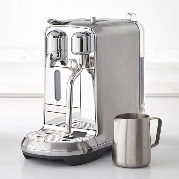 Breville Nespresso Creatista Plus Espresso Maker Williams Sonoma