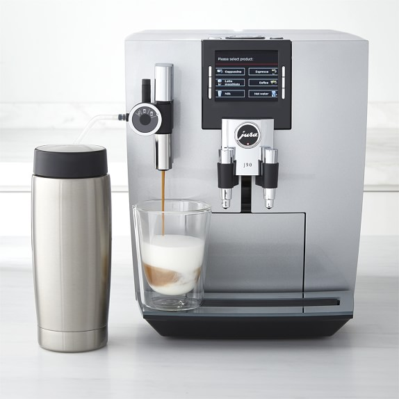 JURA J90 Automatic Coffee & Espresso Machine Williams Sonoma