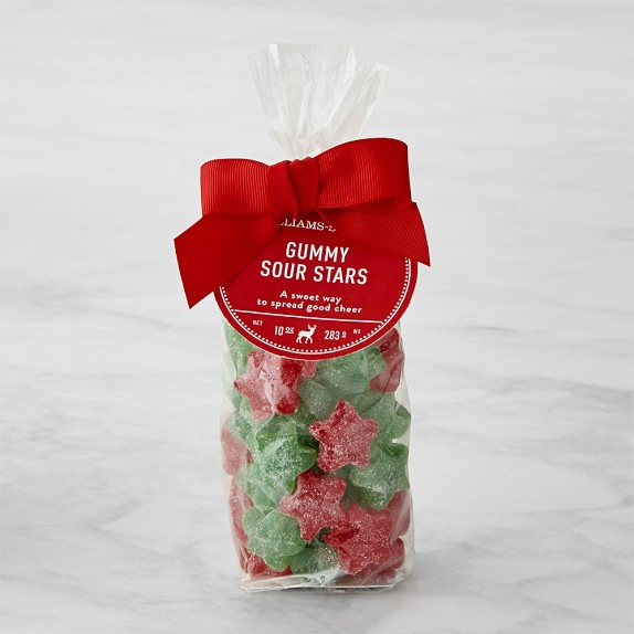 Williams Sonoma Sour Fruit Gummy Stars