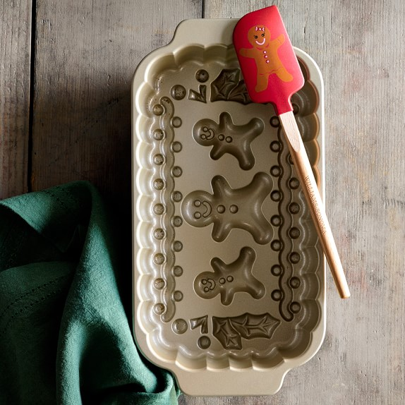 Nordic Ware Gingerbread Man Cake Pan