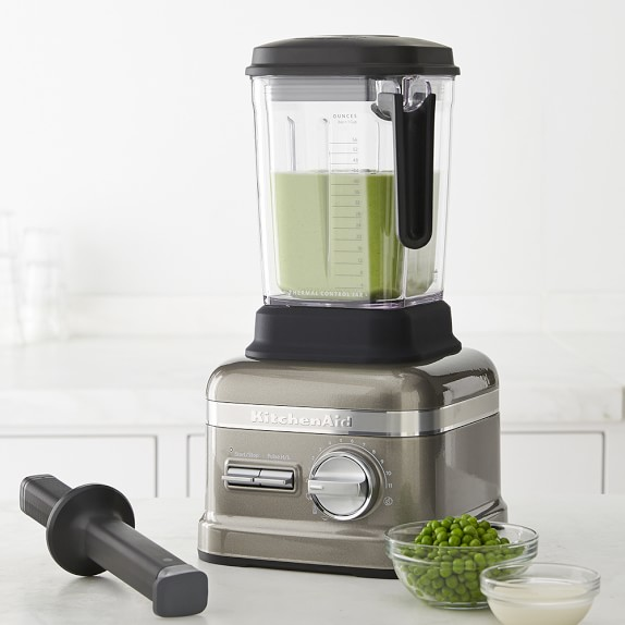KitchenAid® Pro Line® Series Blender with Thermal Control Jar, Medallion Silver