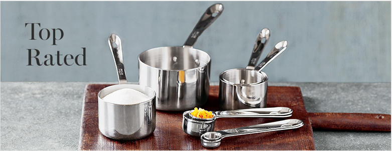 Top-Rated Cooks' Tools