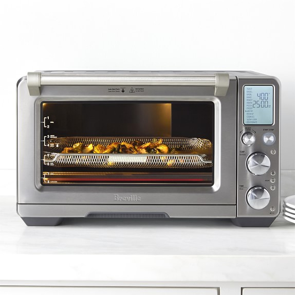 Wolf Countertop Oven Vs Breville : Breville Smart Oven Air Williams Sonoma