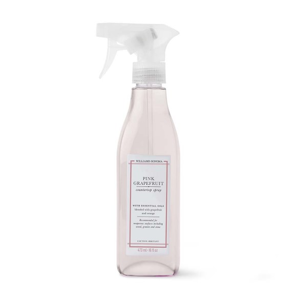 Williams-Sonoma Pink Grapefruit Countertop Spray, 16oz.