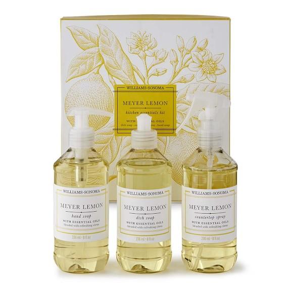 Williams-Sonoma Meyer Lemon Kitchen Essentials Kit