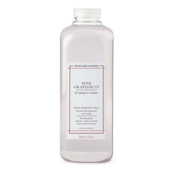 Williams-Sonoma Pink Grapefruit All-Purpose Cleaner, 32oz.