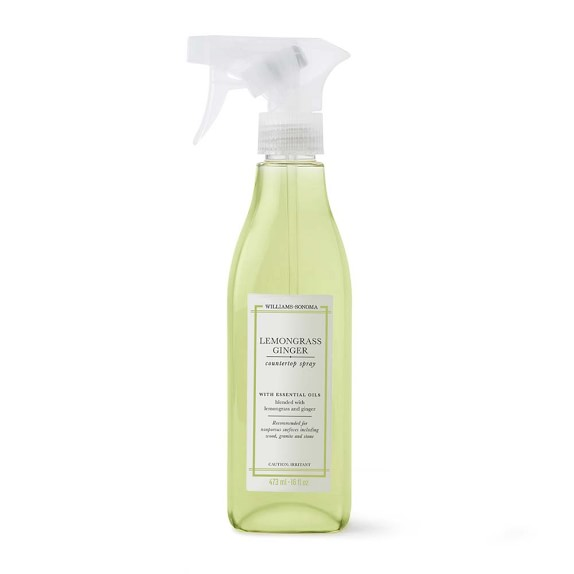 Williams-Sonoma Countertop Spray, Lemongrass Ginger