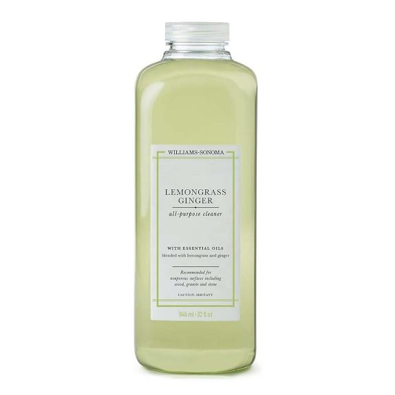 Williams-Sonoma Lemongrass Ginger All-Purpose Cleaner, 32oz.