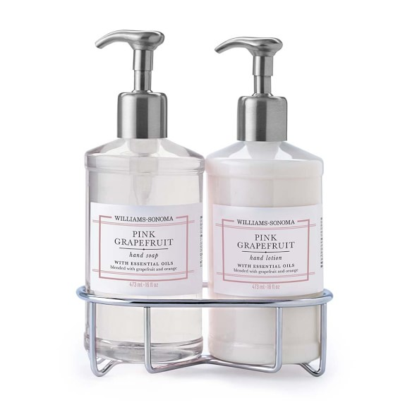 Williams Sonoma Pink Grapefruit Hand Soap Amp Lotion Deluxe