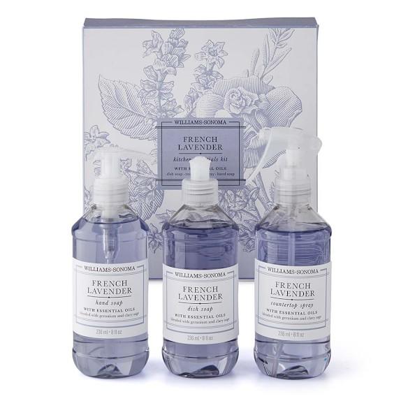 Williams-Sonoma French Lavender Kitchen Essentials Kit