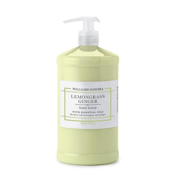 Williams-Sonoma Hand Lotion, Lemongrass Ginger