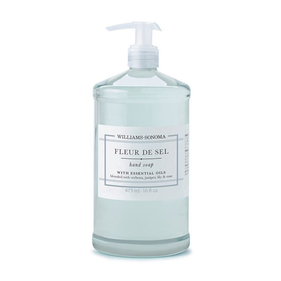 Williams-Sonoma Fleur de Sel Hand Soap, 16oz.