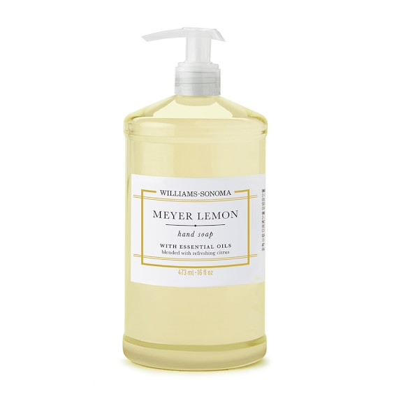 Williams-Sonoma Meyer Lemon Hand Soap, 16oz.