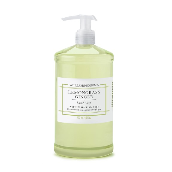 Williams-Sonoma Hand Soap, Lemongrass Ginger