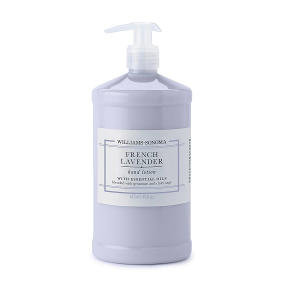 Williams-Sonoma French Lavender Hand Lotion, 16oz.