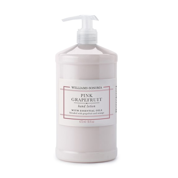 Williams-Sonoma Pink Grapefruit Hand Lotion, 16oz.