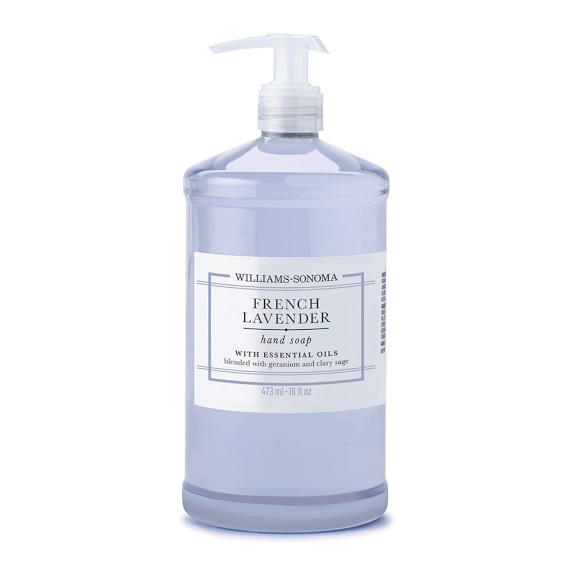 Williams-Sonoma French Lavender Hand Soap, 16oz.