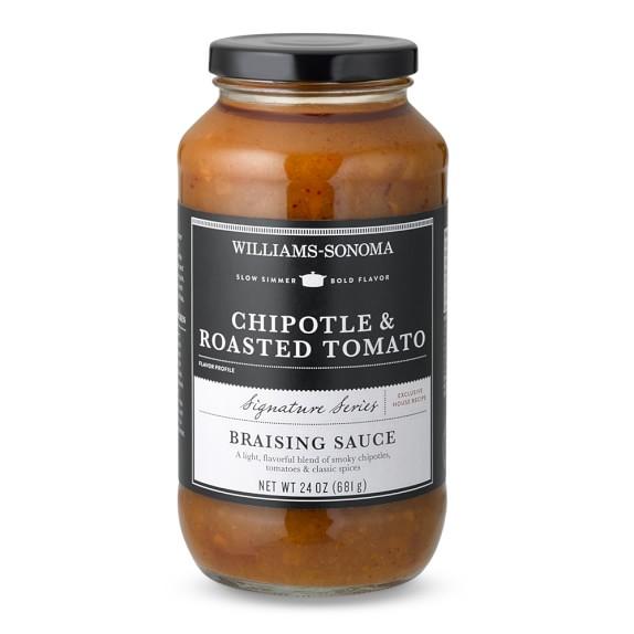 ... -Sonoma Braising Sauce, Chipotle & Roasted Tomato | Williams-Sonoma