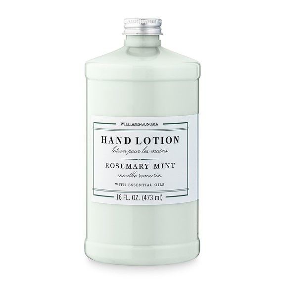 Williams Sonoma Rosemary Mint Hand Lotion, 16oz.