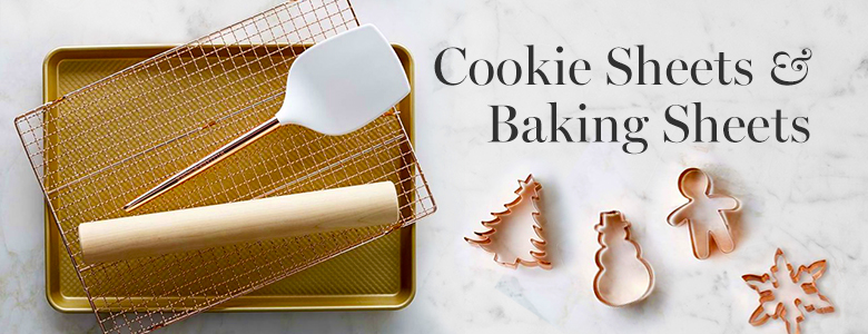 Sheet Pans & Cookie Sheets