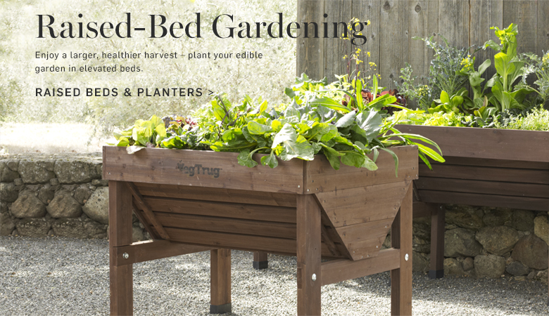 Raised Beds & Planters