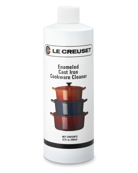 Le Creuset Cleaning Stains : Le creuset cast iron cleaner williams sonoma