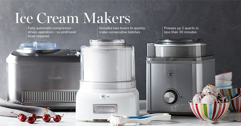 Ice Cream Makers