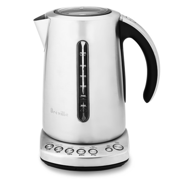Breville Variable-Temperature Tea & Coffee Kettle, Model # BKE820XL