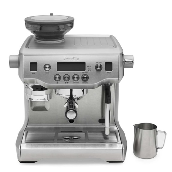 Breville Coffee Maker Esp4 Instructions : Breville Oracle Espresso Maker Williams Sonoma