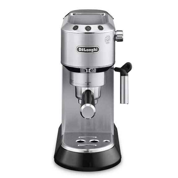 Delonghi Coffee Maker Guide : DeLonghi Dedica Espresso Maker Williams Sonoma
