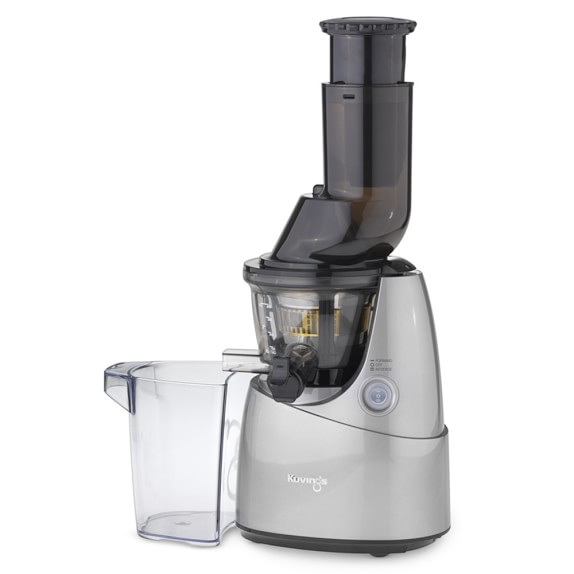 Kuvings Whole Fruit Slow Juicer Reviews : Kuvings Whole Slow Juicer Williams Sonoma