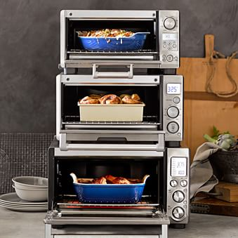 Wolf Countertop Oven Vs Breville : Breville Smart Convection Oven Williams-Sonoma