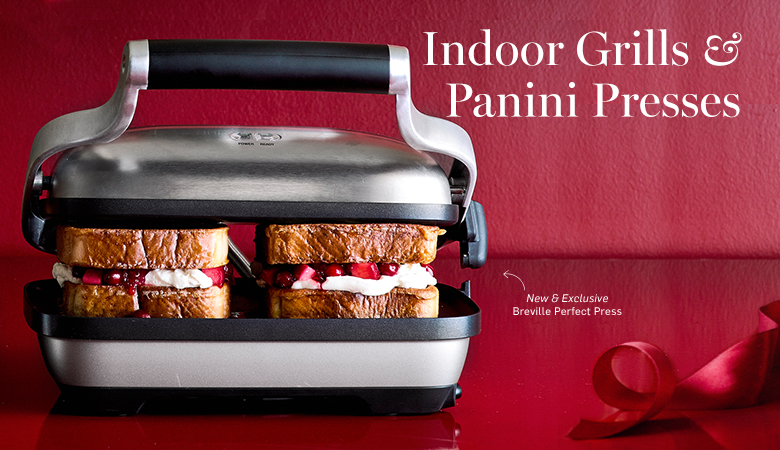 Panini Presses & Grills