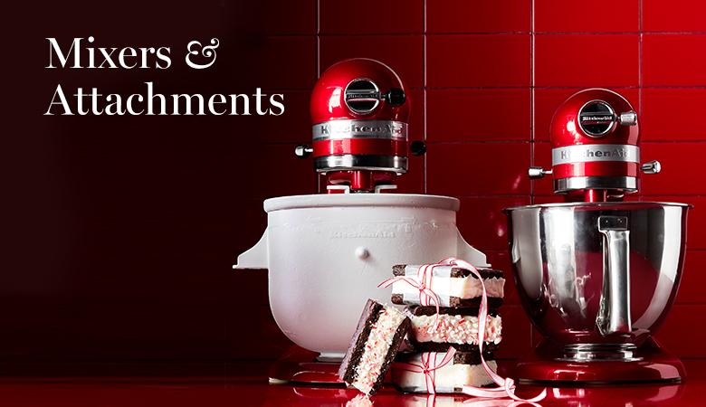 Mixers & Attachments