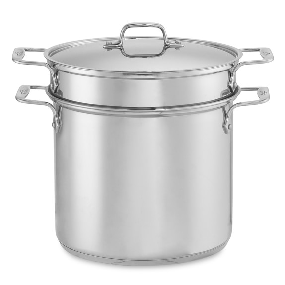 All-Clad Perforated Multipot, 8-Qt.