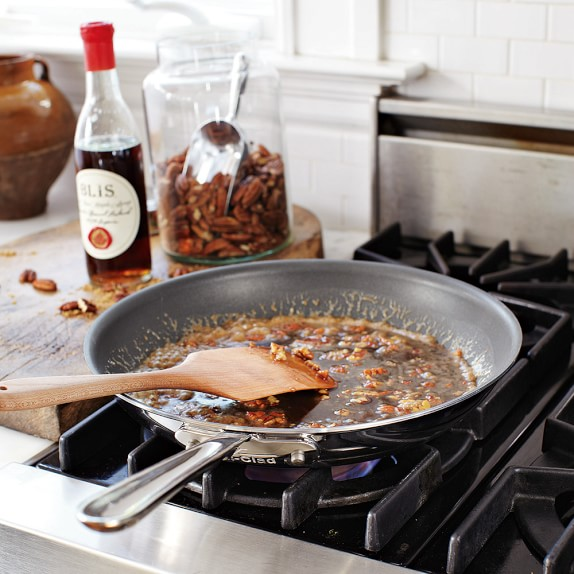 All Clad D5 Stainless Steel Nonstick Fry Pan Williams Sonoma