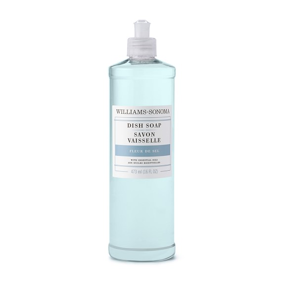 Williams Sonoma Fleur de Sel Dish Soap, 16oz.