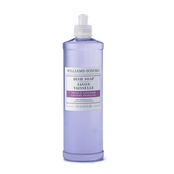 Williams Sonoma French Lavender Dish Soap, 16oz.