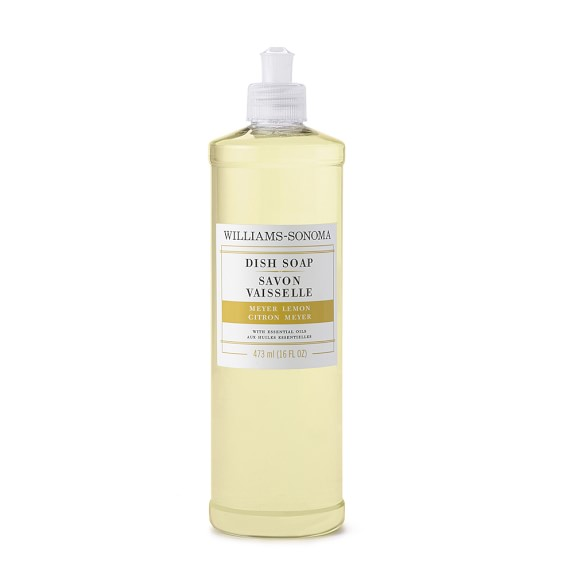 Williams Sonoma Meyer Lemon Dish Soap, 16oz.