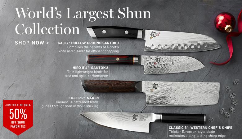Cutlery Amp Kitchen Knives Williams Sonoma