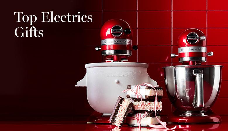 Top Ten Electrics Gifts